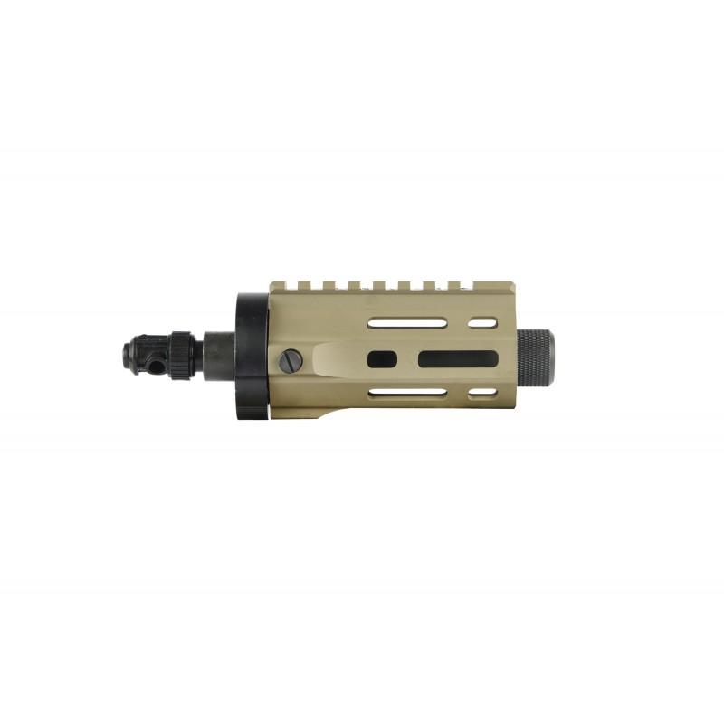 M45 M- Lok CNC Handguard - Short