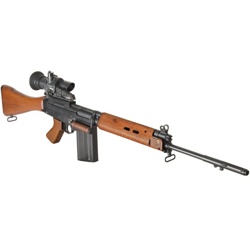 L1A1 Top Cover With Rail